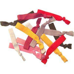 NWT Large Elastic Hair Ties - Pack Of 14 (02)